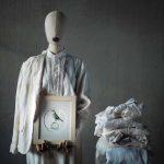 【アート&ファッション】『リトグラフと白い服展』by voyage